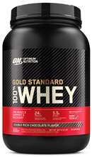 100% Whey Protein Gold Standard (2LBS/909g) - Optimum Nutrition