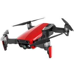 DRONE DJI MAVIC AIR FLY MORE COMBO FLAME RED - CPPT0000017301