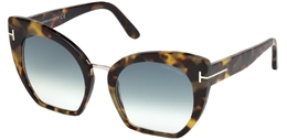 096eb0092e474 TOM FORD SAMANTHA-02 FT 0553 S 56W - ÓCULOS DE SOL