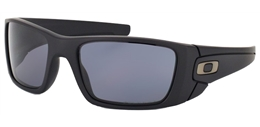 3c4299ad8922d OAKLEY FUEL CELL - Matte Black   Grey Polarized - ÓCULOS DE SOL